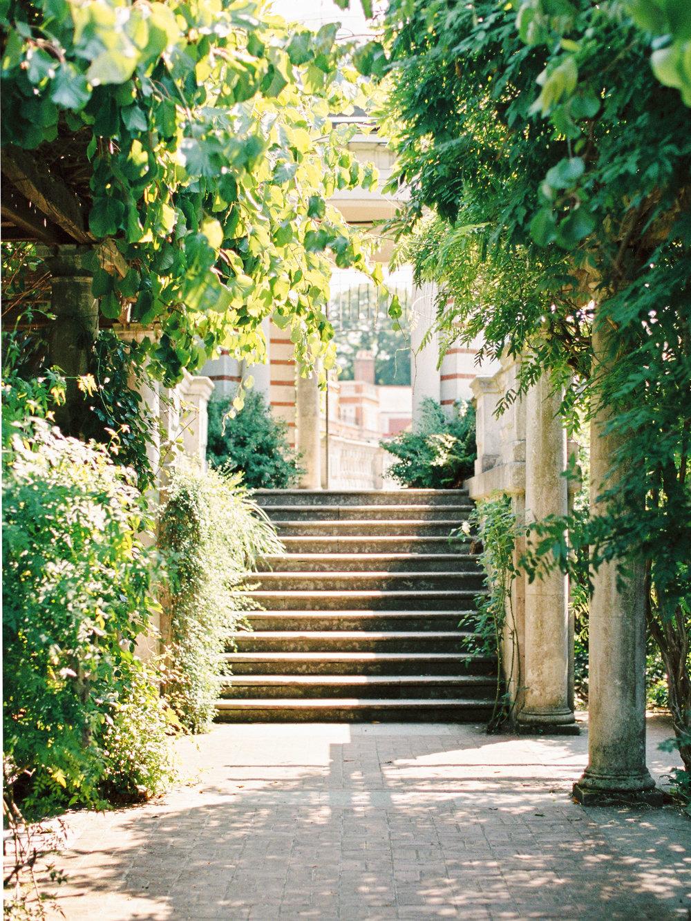 Amy O'Boyle Photography- Destination & UK Fine Art Film Wedding Photographer- The Pergola and Hill Garden Wedding-8.jpg