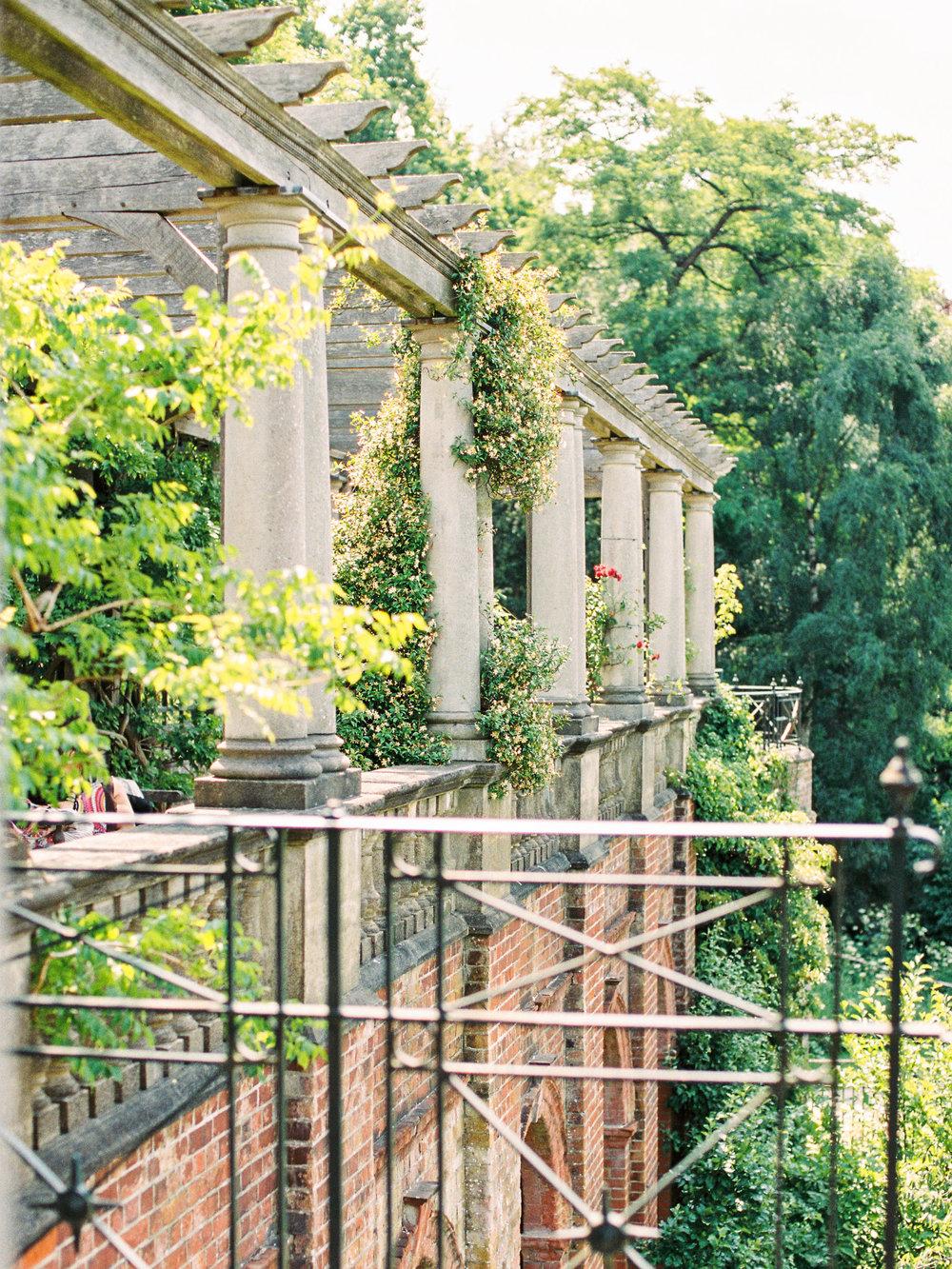 Amy O'Boyle Photography- Destination & UK Fine Art Film Wedding Photographer- The Pergola and Hill Garden Wedding-16.jpg