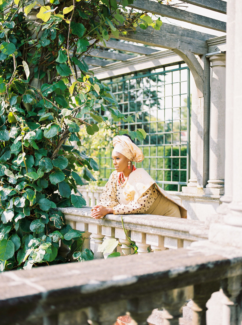 Amy O'Boyle Photography- Destination & UK Fine Art Film Wedding Photographer- The Pergola and Hill Garden Wedding-25.jpg