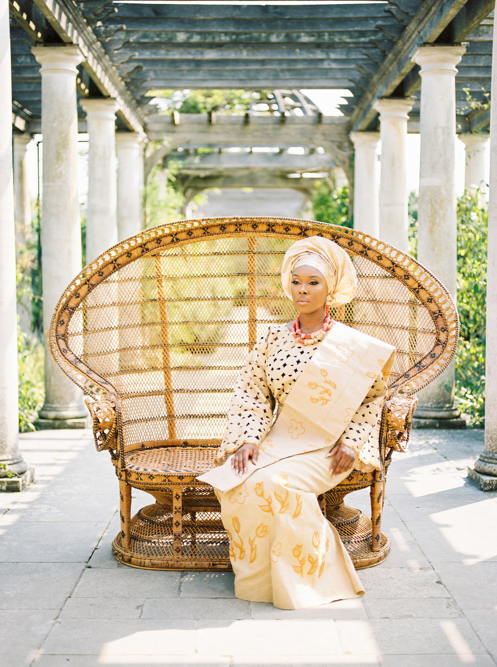 Amy O'Boyle Photography- Destination & UK Fine Art Film Wedding Photographer- The Pergola and Hill Garden Wedding-39.jpg