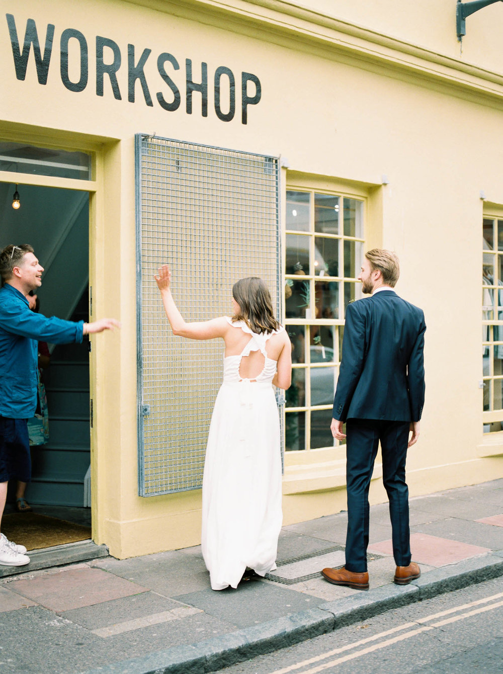 The Anna Edit Wedding Workshop Brighton