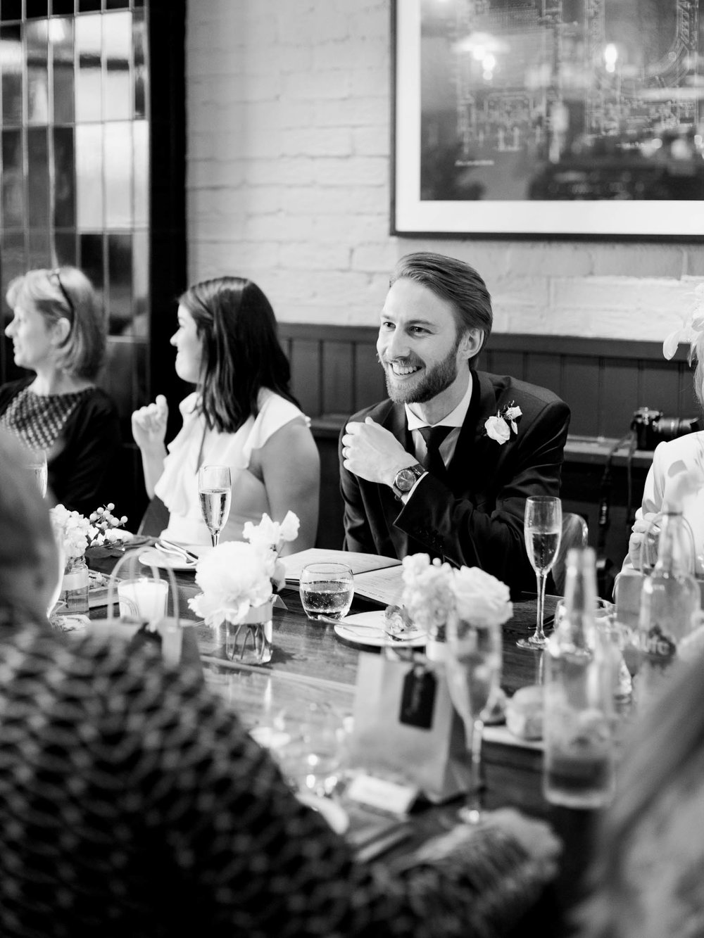 The Anna Edit Wedding- The Coal Shed Brighton Wedding- Amy O'Boyle Photography