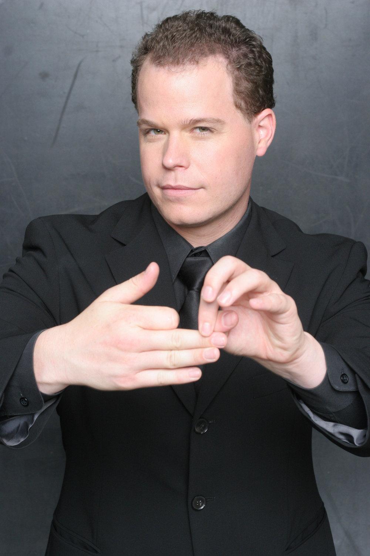 Matt Marcy: Master Magician