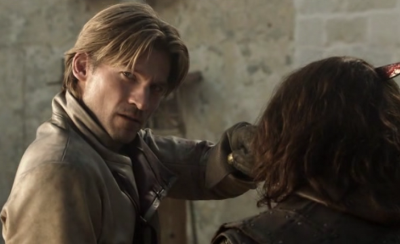 """There are no men like me. Only me"" — Jaime Lannister"