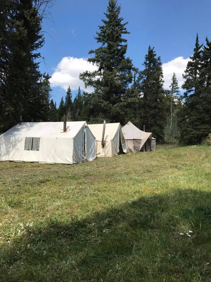 guided hunts Colorado wall tents.jpg