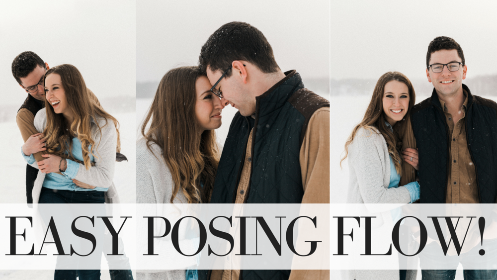 My fool proof posing flow I now use for every session!