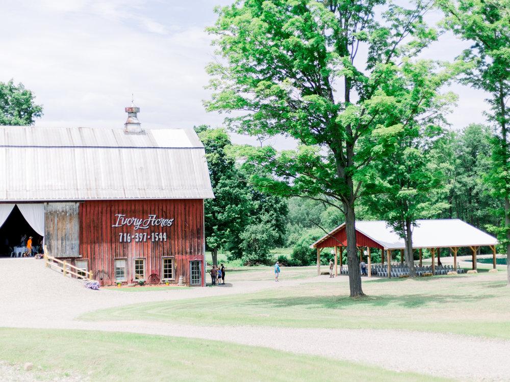 New Venue Ivory Acres Wedding Venue Frewsburg New York Katie