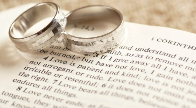 The matrimonial covenant, by which a man and a woman establish between themselves a partnership of the whole of life, is by its nature ordered toward the good of the spouses and the procreation and education of offspring; this covenant between baptized persons has been raised by Christ the Lord to the dignity of a sacrament.  Catechism of the Catholic Church 1601
