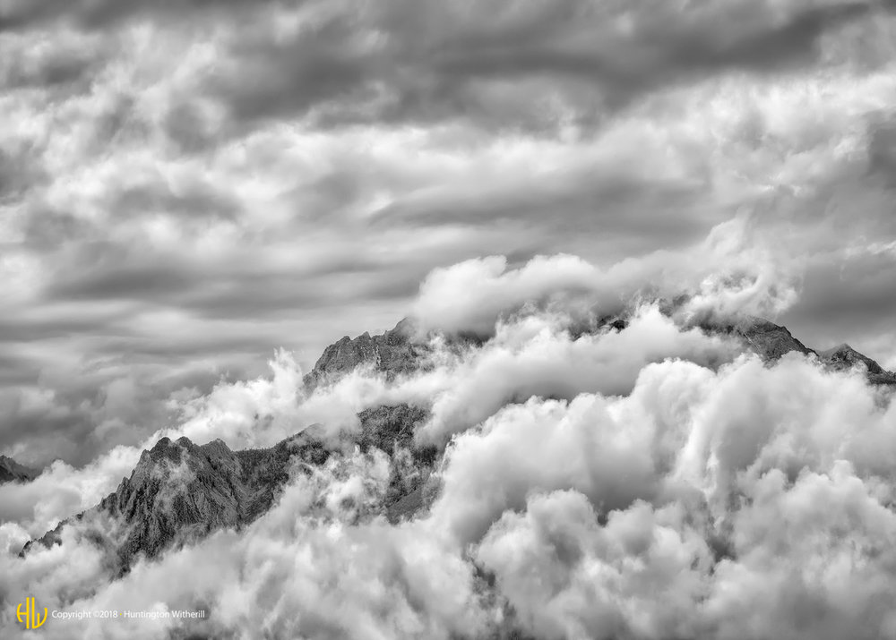 Storm Clouds #3, Eastern Sierra, CA, 2015