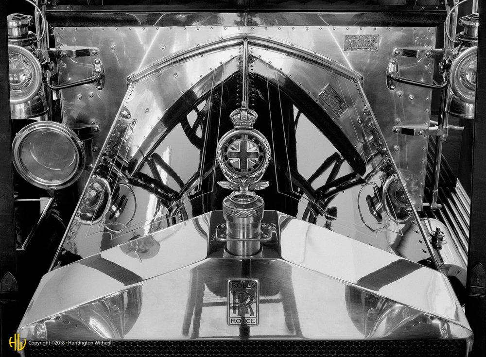 1907 Rolls Royce Limousine, 1989