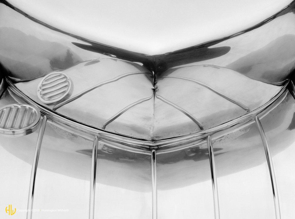 Bugatti Boatail #3, 2001
