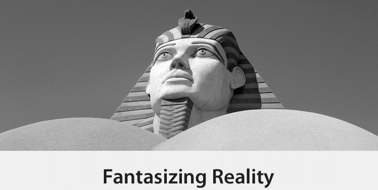 Copy of Fantasizing Reality