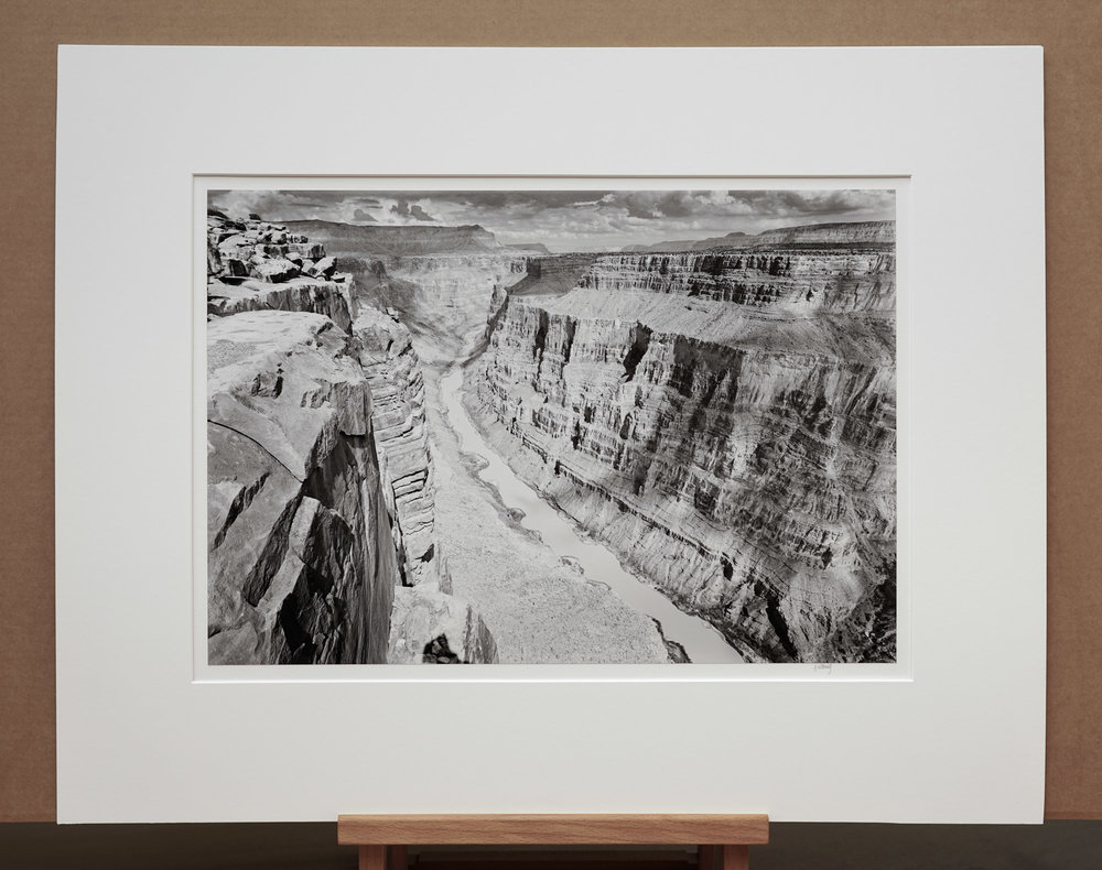 Toroweap, Grand Canyon, AZ, 1982 - 16x20