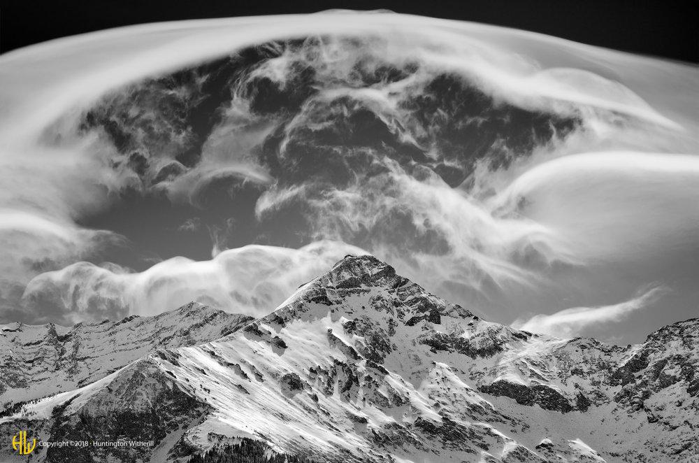 Storm Clouds, San Juan Mountains, CO, 2007