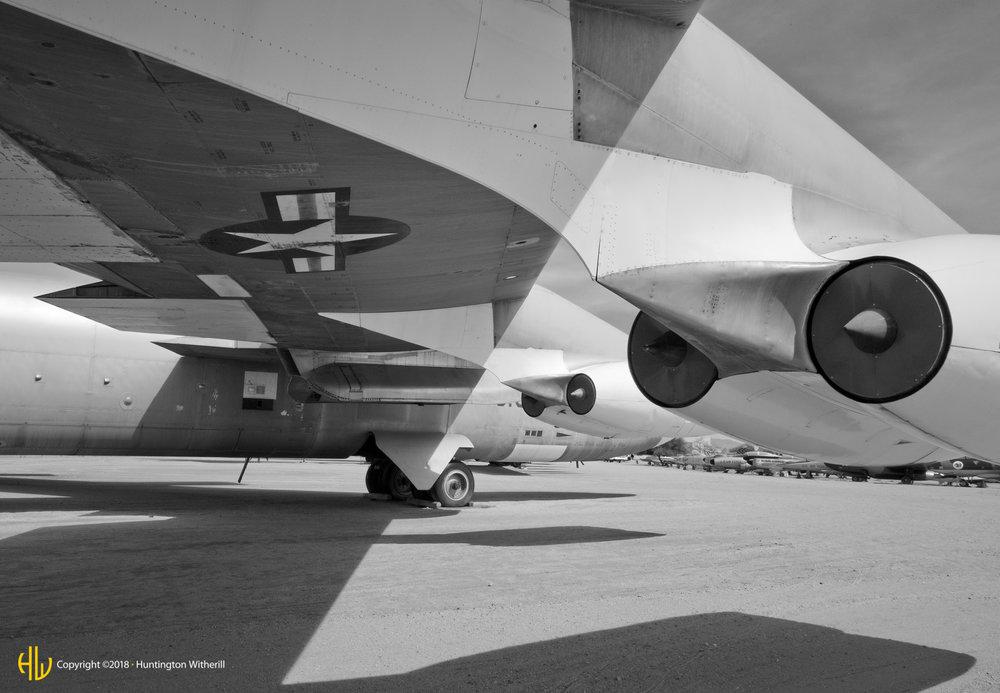 Pima Air Museum #1, Tucson, AZ, 2009