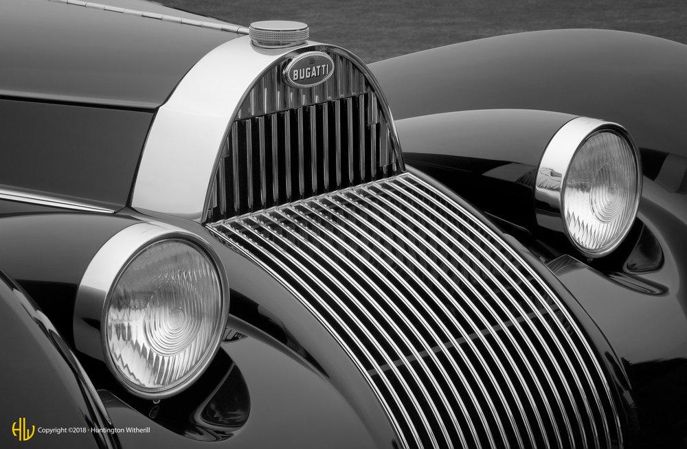 1936 Bugatti Pillarless Coupé, 2006