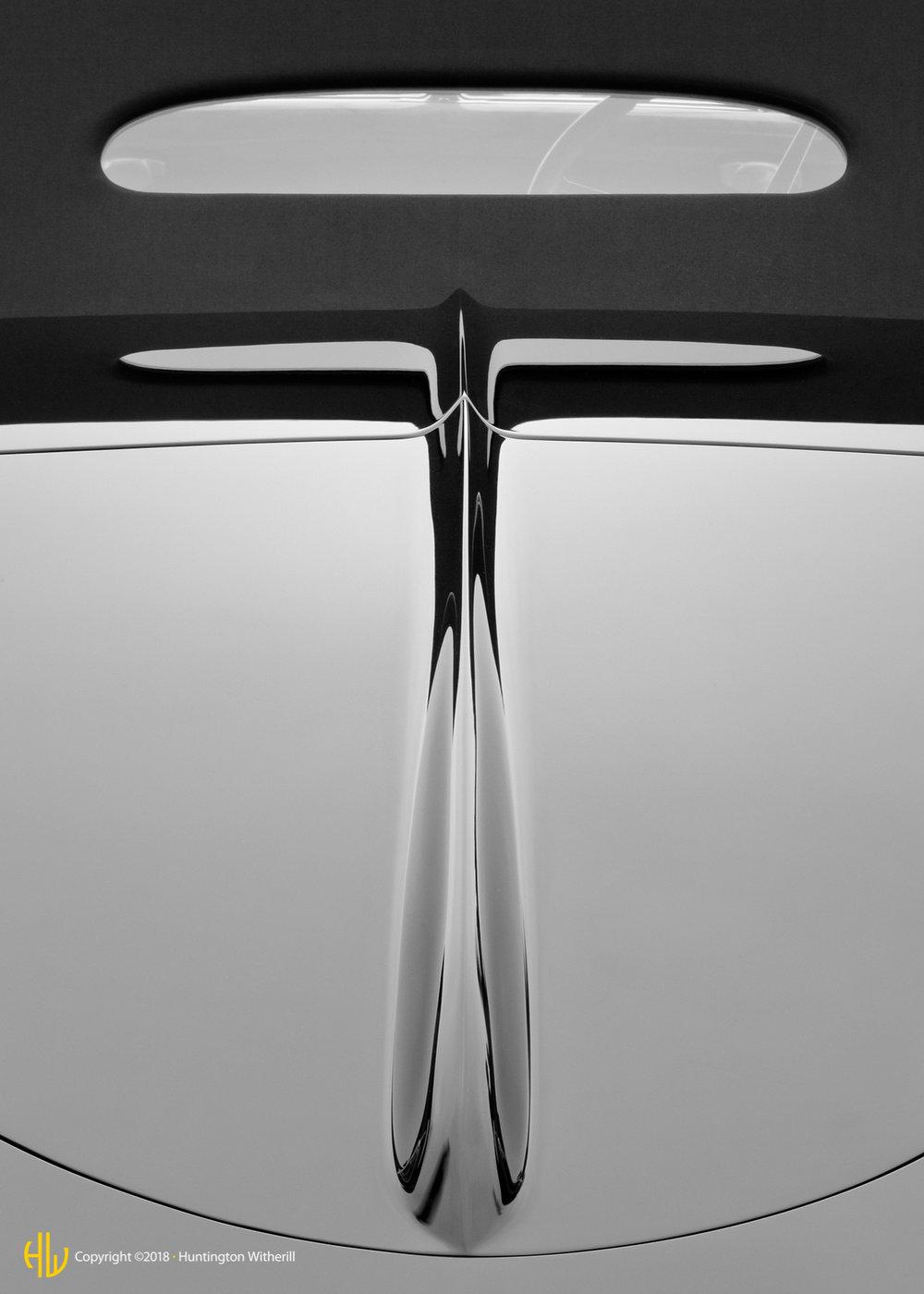 Rear Deck, 1939 Bugatti, Type 57C, 2006