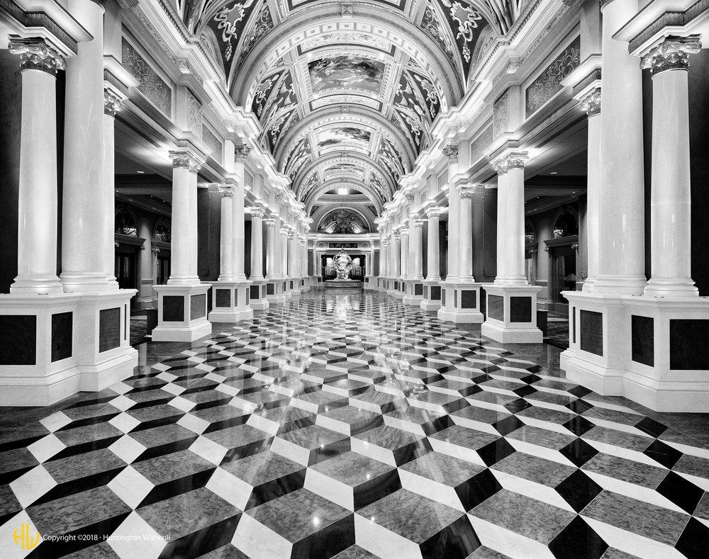 Grand Hallway, Las Vegas, NV, 1999