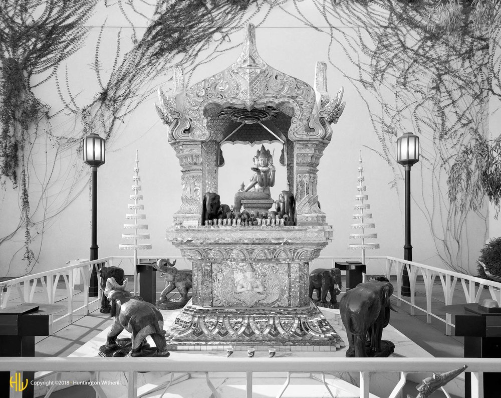 Hindu Shrine, Las Vegas, NV, 1999