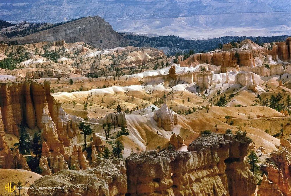 Bryce Canyon, Utah, 1979