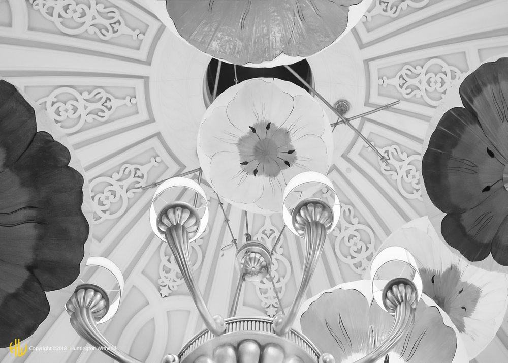 Ceiling #1, Bellagio, Las Vegas, NV, 2013
