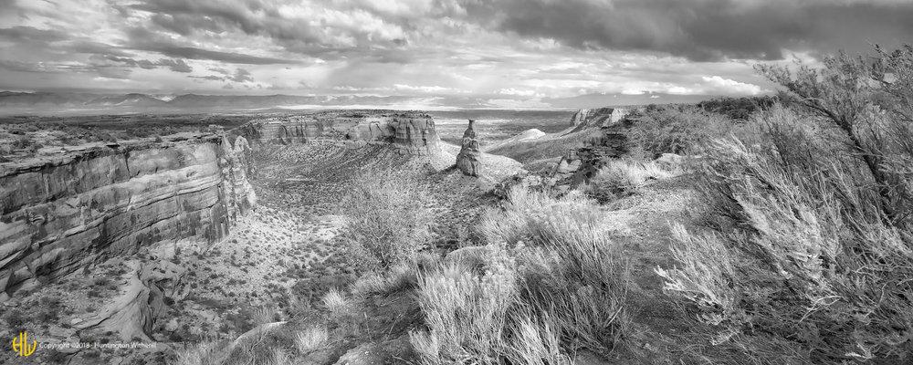 Colorado National Monument #3, CO, 2018 (p)