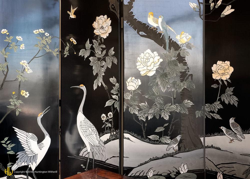 Decorative Screen, IA, 2010