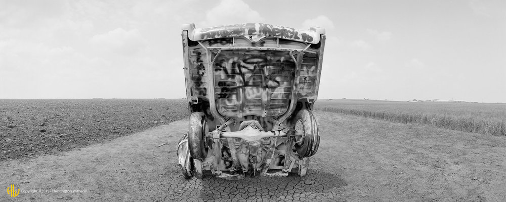 Copy of Cadillac Ranch, Texas, 1997