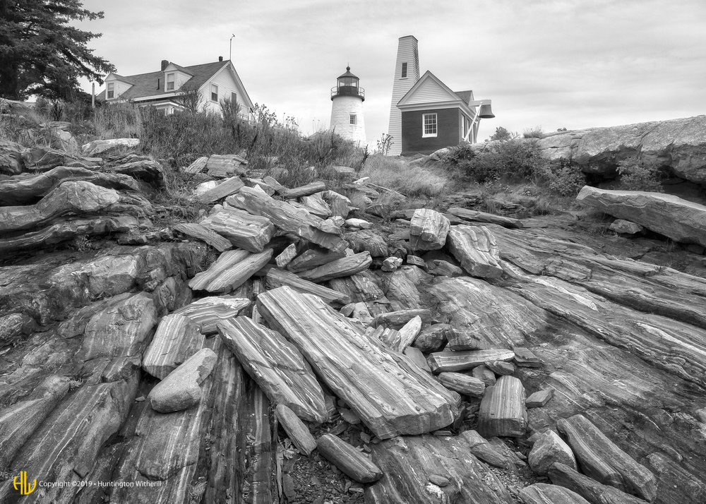 Copy of Pemaquid Point Lighthouse, ME, 2013