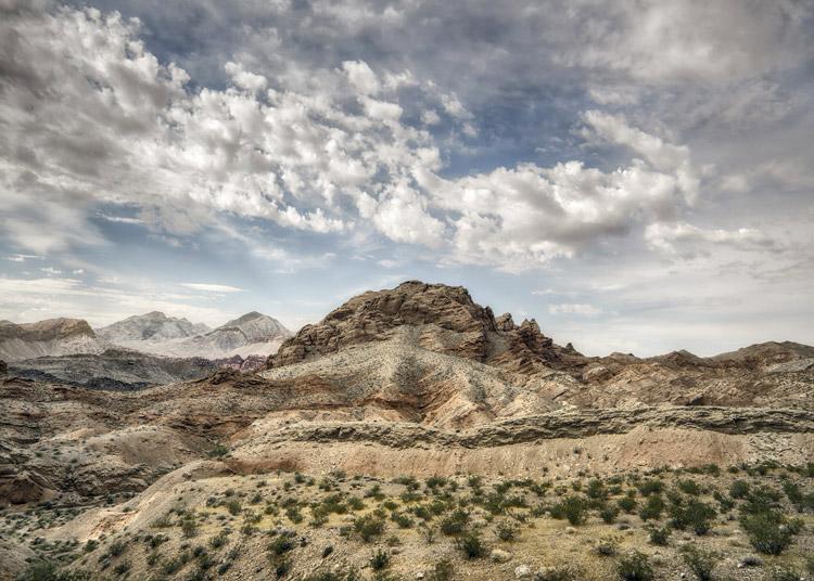 Desert View, Lake Mead, NV, 2017 (c)