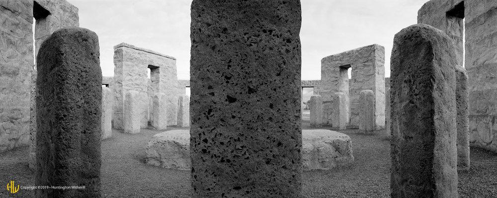 Stonehenge #1, Maryhill, WA, 1998