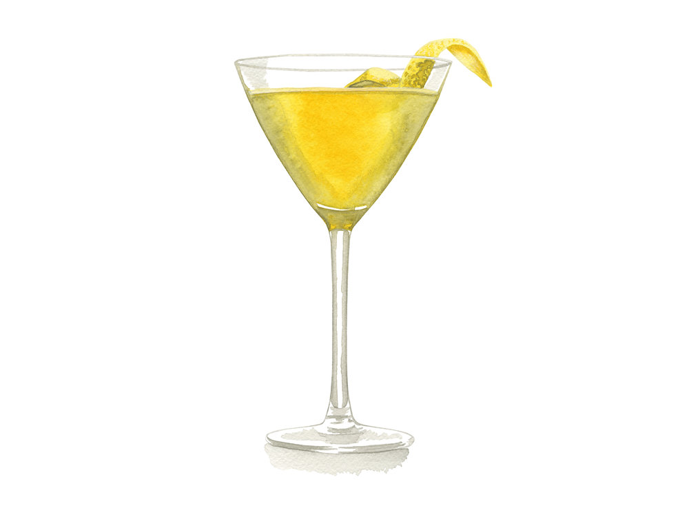 Sidecar | Mid-Century Cocktail Series