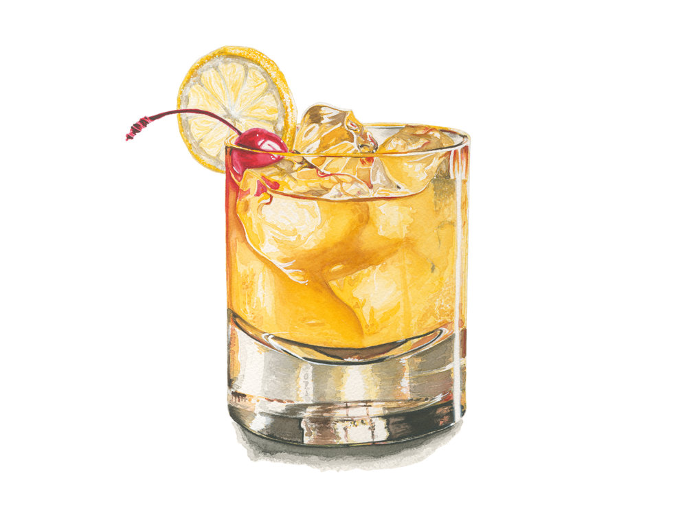 Whiskey Sour | Bibo Barmaid, LLC