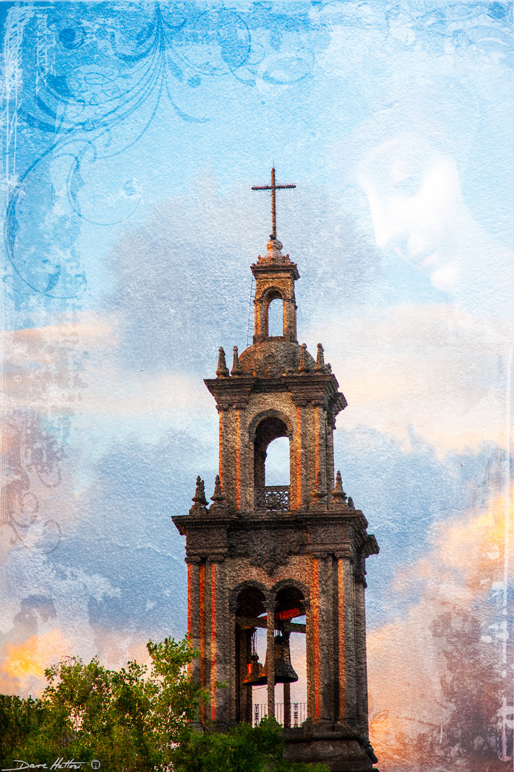 """Mexican Bell Tower"""