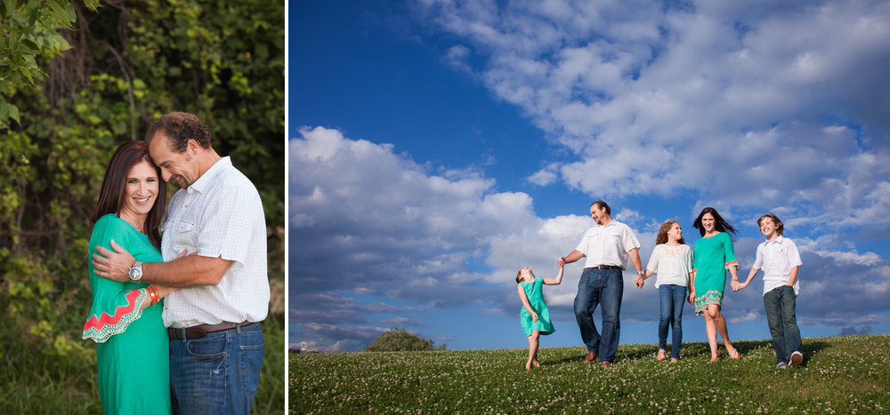 Greenville Ohio, outdoor family portraits, outdoor family photography, mom and dad, couple's portrait, emotional family photography, fun family photography, storytelling photography, candid family photography