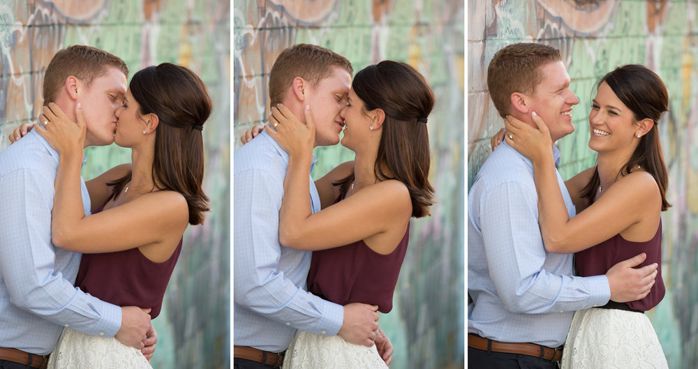 Columbus Ohio, Short North, colorful photography, fun engagement photography, storytelling photography, modern engagement photography
