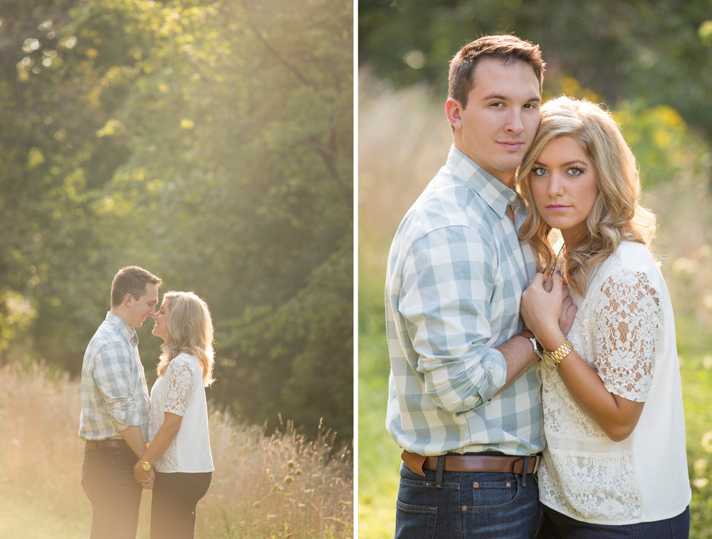 Greenville Ohio, storytelling photography, romantic engagement photography