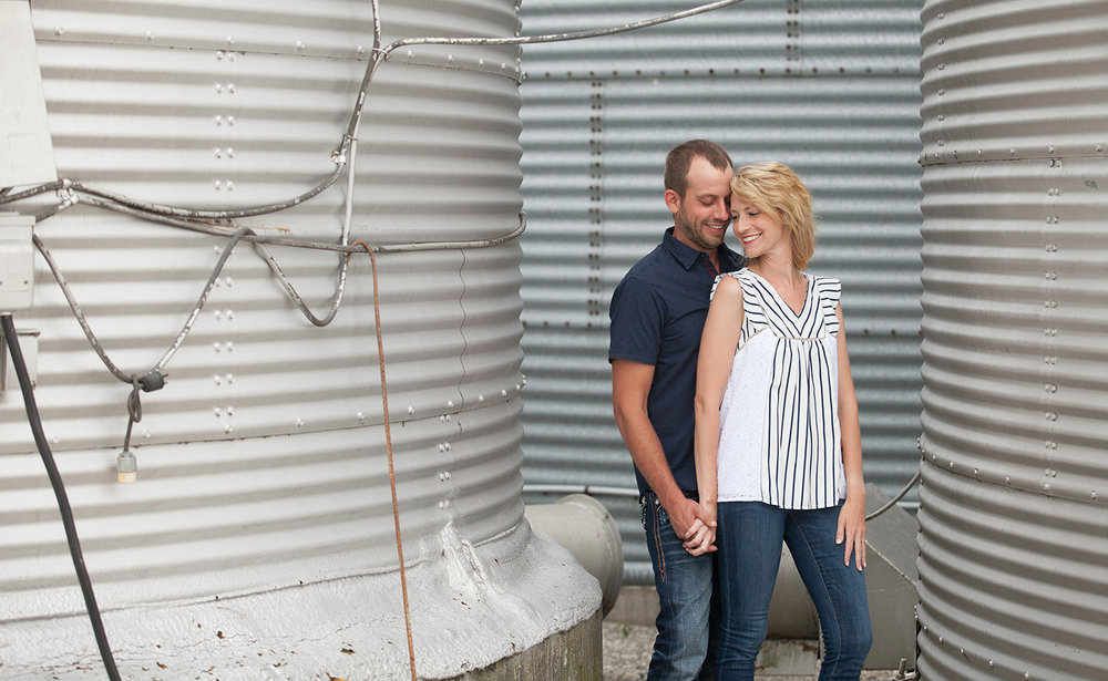 New Bremen Ohio, modern engagement photography, storytelling photography