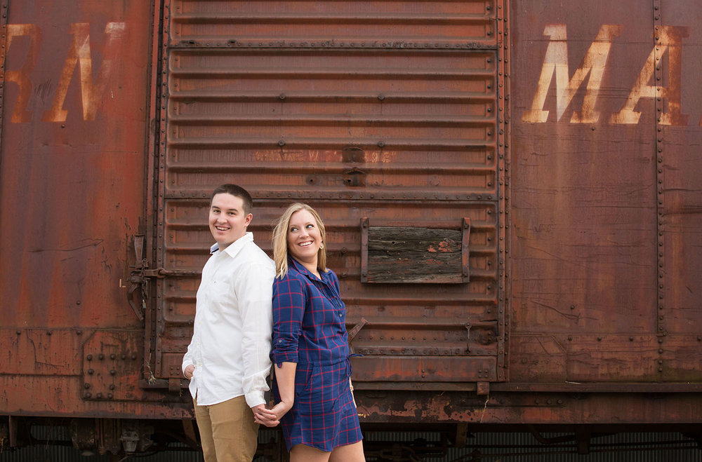 Sidney Ohio, modern engagement photography, storytelling photography