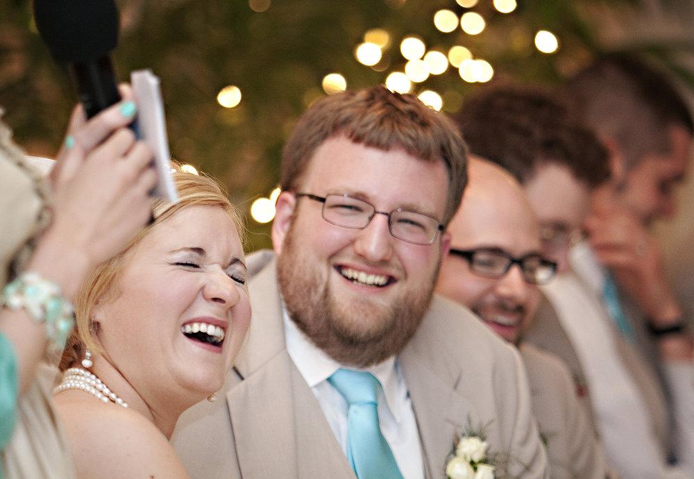 wedding toast image, wedding reception, emotional wedding photography, Piqua Ohio