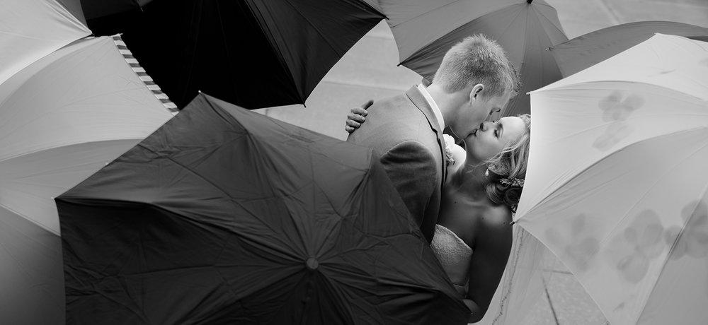 Celina Ohio, modern wedding photography, rainy wedding day, black and white photography, storytelling photography