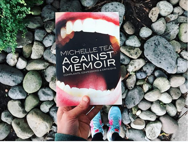 against memoir michelle tea