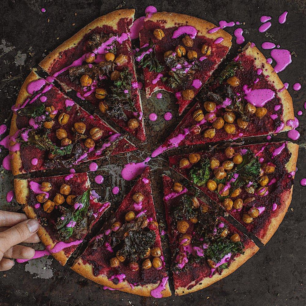 BeetPizza