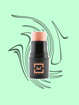 HUSH + DOTTI Lip + Cheek Tint  Colour: Betty's Bold Beige