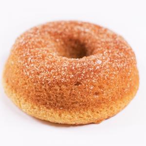 Erin Mckenna's Bakery Cinnamon Sugar Donut   @erinmckennasbakery
