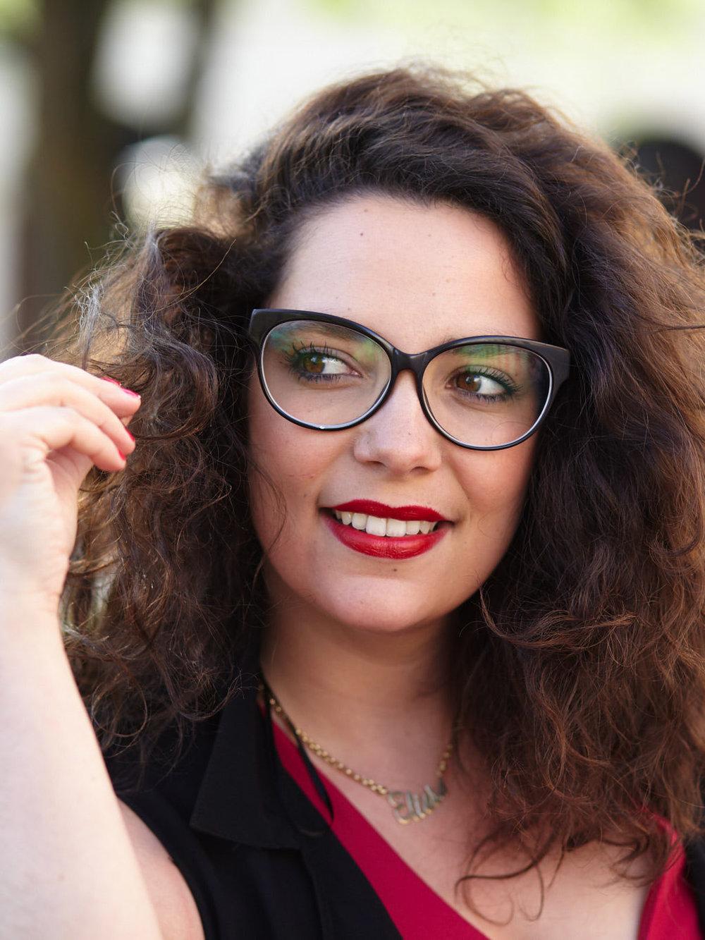 Elissa Huber - SopranStimme, Musik, Gesang: Für mich alles Mittel zum Zweck! - Welchem Zweck? -Geschichten erzählen, Figuren zum Leben erwecken, mit Emotionen Menschen berühren.