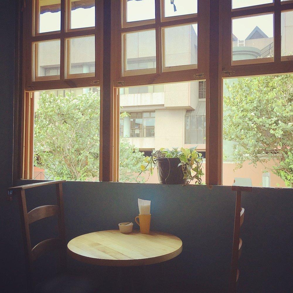 Sunny Window Seat