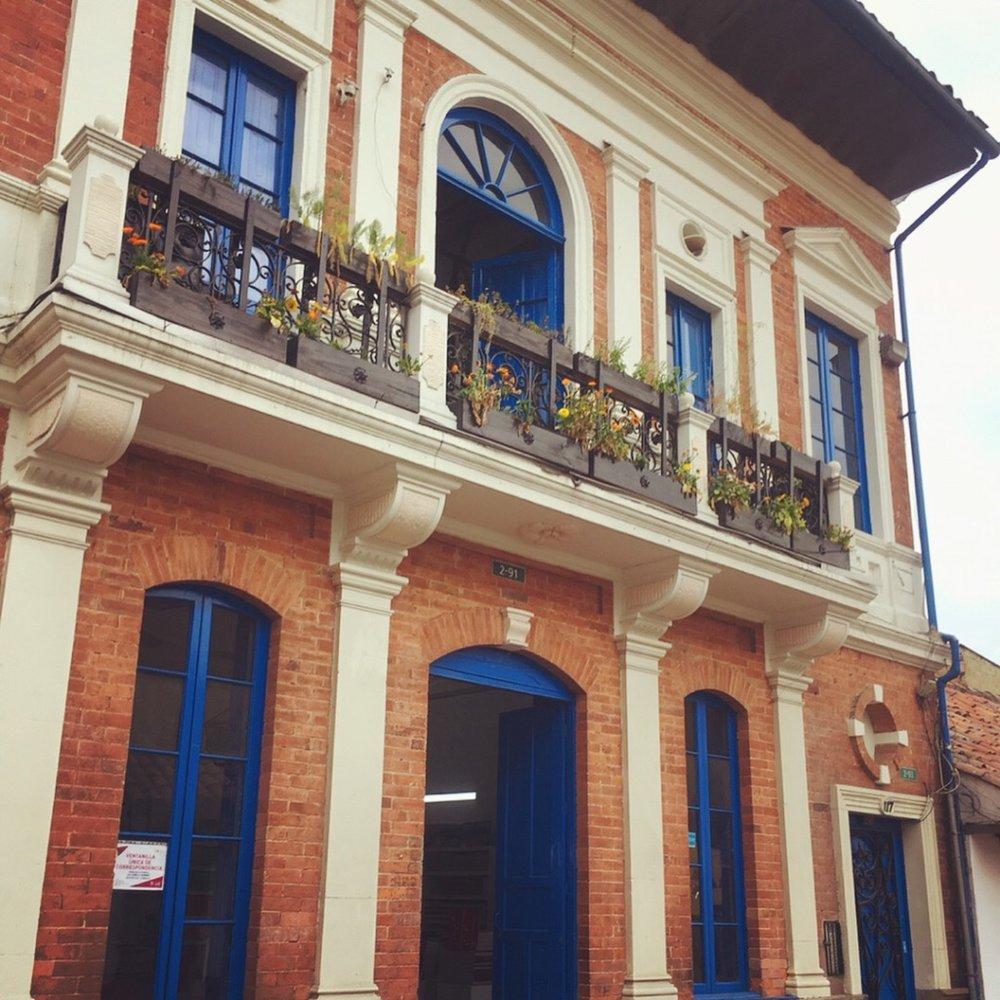 Heritage Houses, Bogota, Colombia
