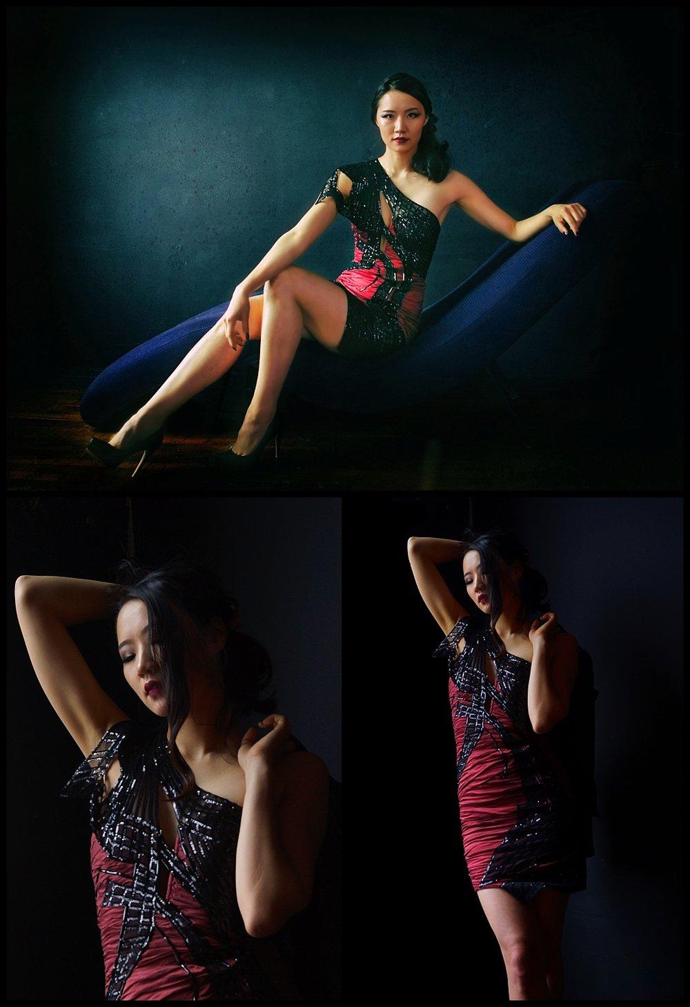 AngieT Fashion Photography Session