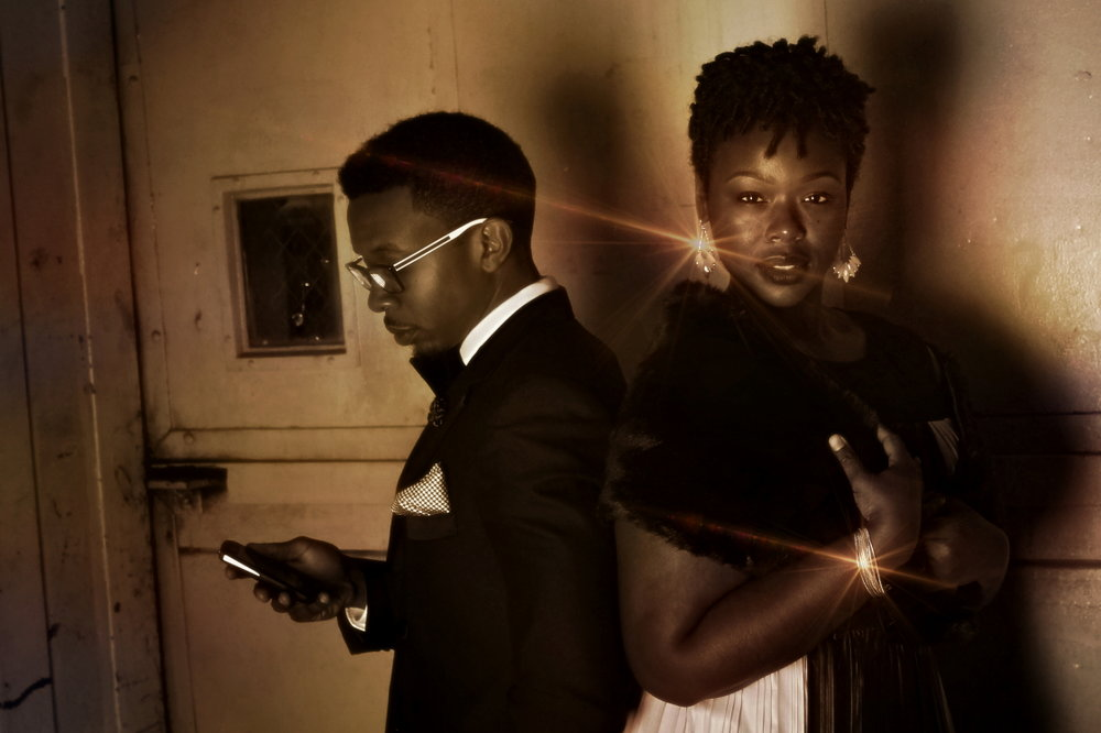 Barry Freeman Photography: Dayna and Jerod